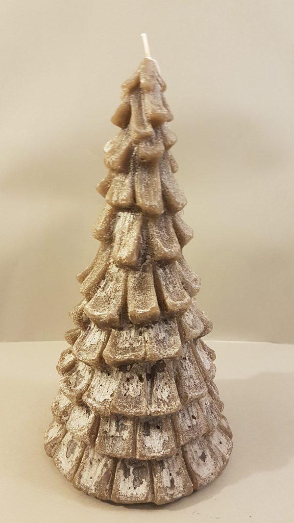 candela albero di natale