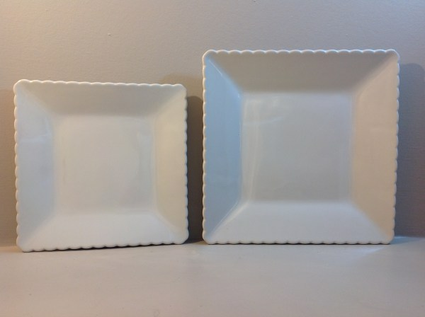piatti quadrati