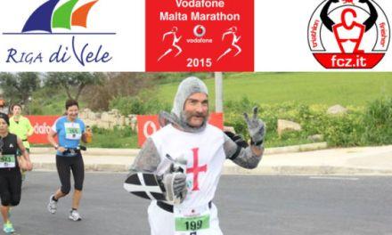 Corri con FCZ alla Malta Marathon del 22 febbraio!