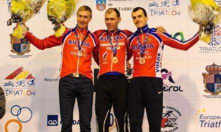 31-01-15 Campionato Europeo Winter Triathlon Reinosa ITA