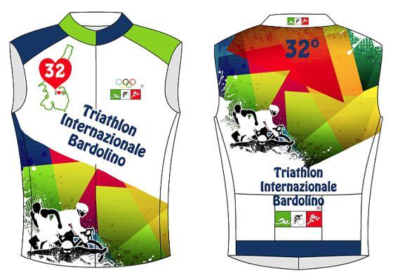 Le nuove maglie del Triathlon di Bardolino!
