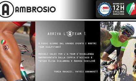 Anche l'ATeam alla 12H Cycling Marathon di Monza!