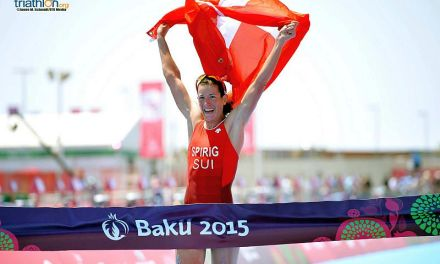 13-06-15 Baku European Games Triathlon donne