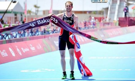 14-06-15 Baku European Games Triathlon uomini