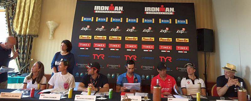 Voglia di Ironman 70.3 Italy per Domenico Passuello e Jonathan Ciavattella!