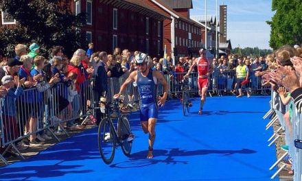 Alberto Casadei 14° ai Mondiali di triathlon lungo