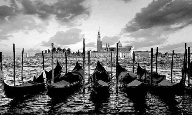 Il primo test percorsi del Challenge Venice 2016