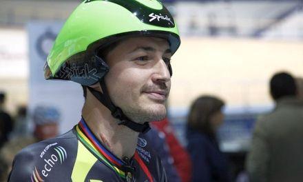 Alessandro Carvani Minetti sul tetto del mondo!