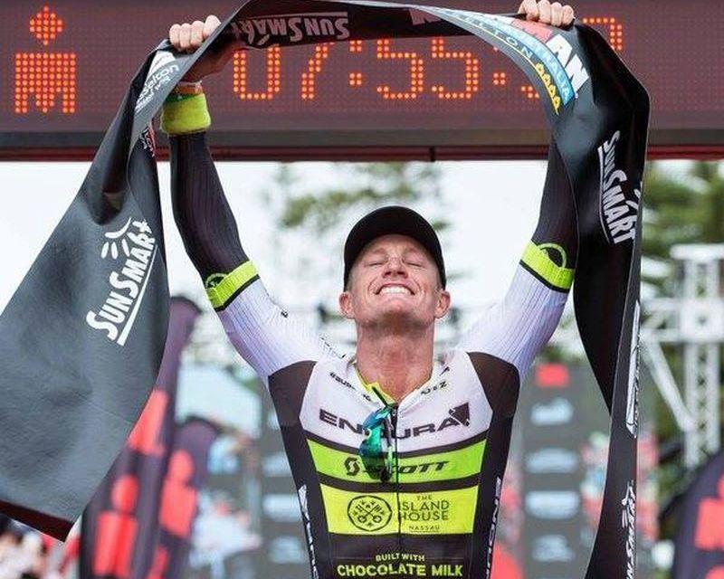 Luke McKenzie devastante all'Ironman Western Australia