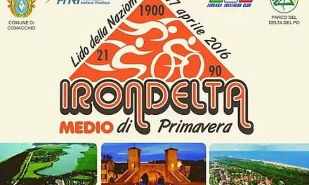 Sold out Irondelta di Primavera!