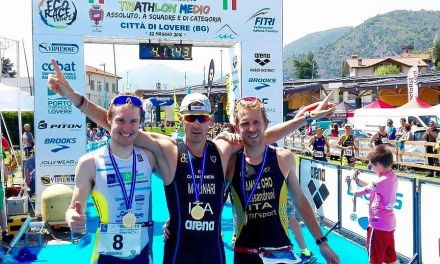 Tutti i campioni dei Tricolori di Triathlon Medio 2016