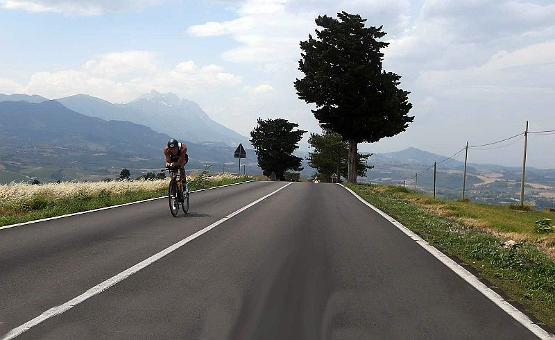 Il programma dell'Ironman 70.3 Italy