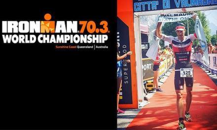 Daniel Fontana pronto per la sfida iridata dell'Ironman 70.3 Mooloolaba, i 48 azzurri