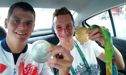 Alistair Brownlee è il campione olimpico di Rio 2016!