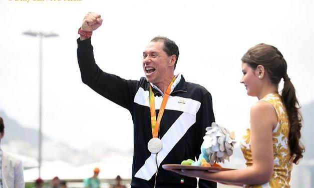 A Rio 2016 due medaglie storiche per il Paratriathlon azzurro!