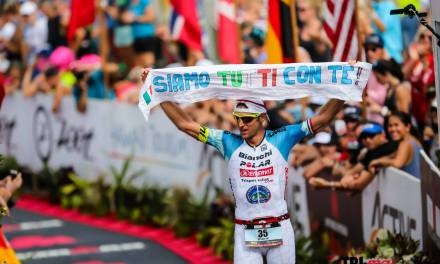 Il mio Ironman Hawaii 2016, di Alessandro Degasperi