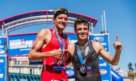 Mondiali Ironman 70.3 a Javier Gomez e Daniela Ryf, Matteo Fontana d'oro!