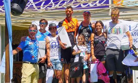 Il resoconto del 1° Triathlon Olimpico Albatour