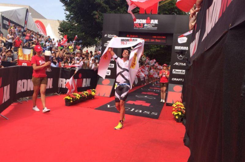 Ironman 70.3 Zell am See-Kaprun: alla fine brindano Stein e Philipp!