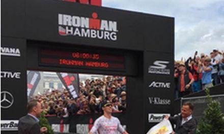 Ironman Hamburg: Cunnama trionfa!