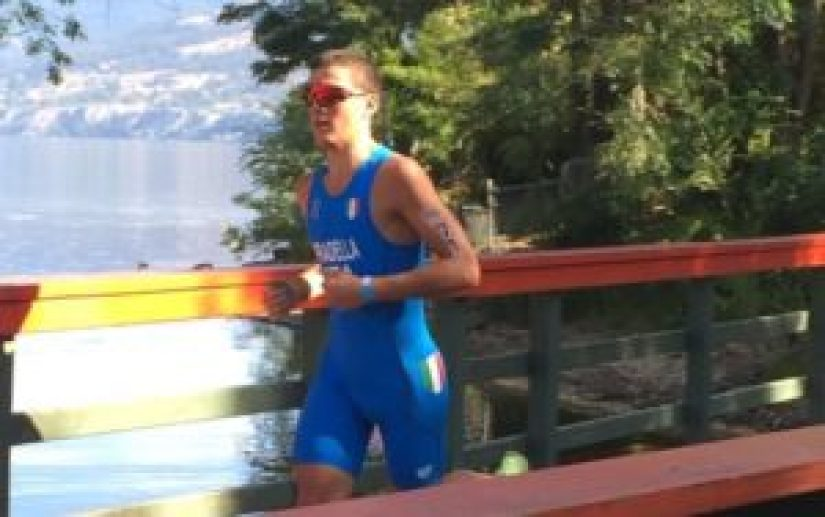 Filippo Pradella è bronzo all'ITU Penticton Cross Triathlon World Championship 2017 (Foto ©FITri)