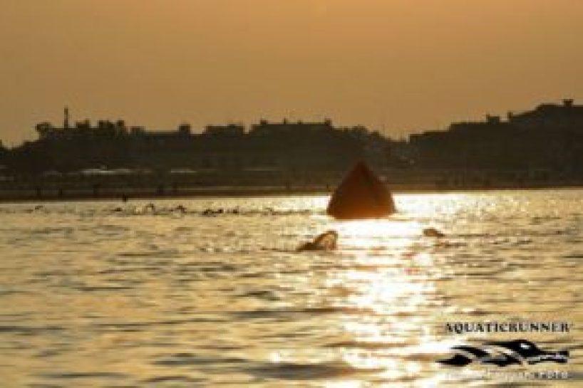 La partenza alle 7.00 aumenta il fascino di Aquaticrunner Italy (Foto ©Tiziano Faggiani Foto)