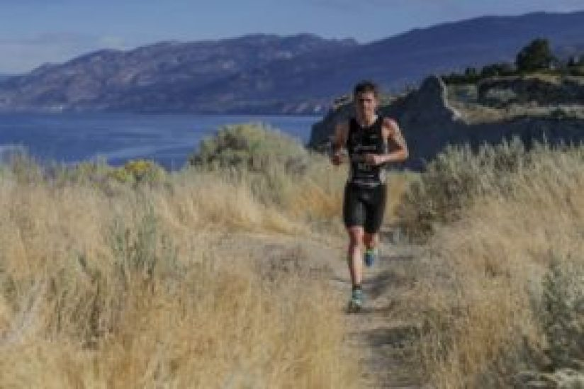 Il neozelandese Kyle Smith è oro al Mondiale di Cross Triathlon 2017, a Penticton, Canada (Foto ©International Triathlon Union / Wagner Araujo)