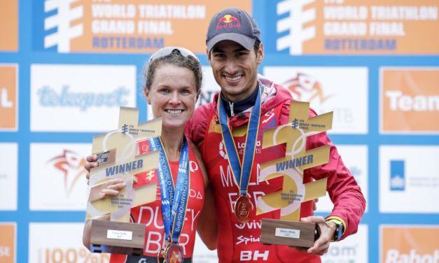 2017-09-15/16/17 ITU World Triathlon Grand Final Rotterdam