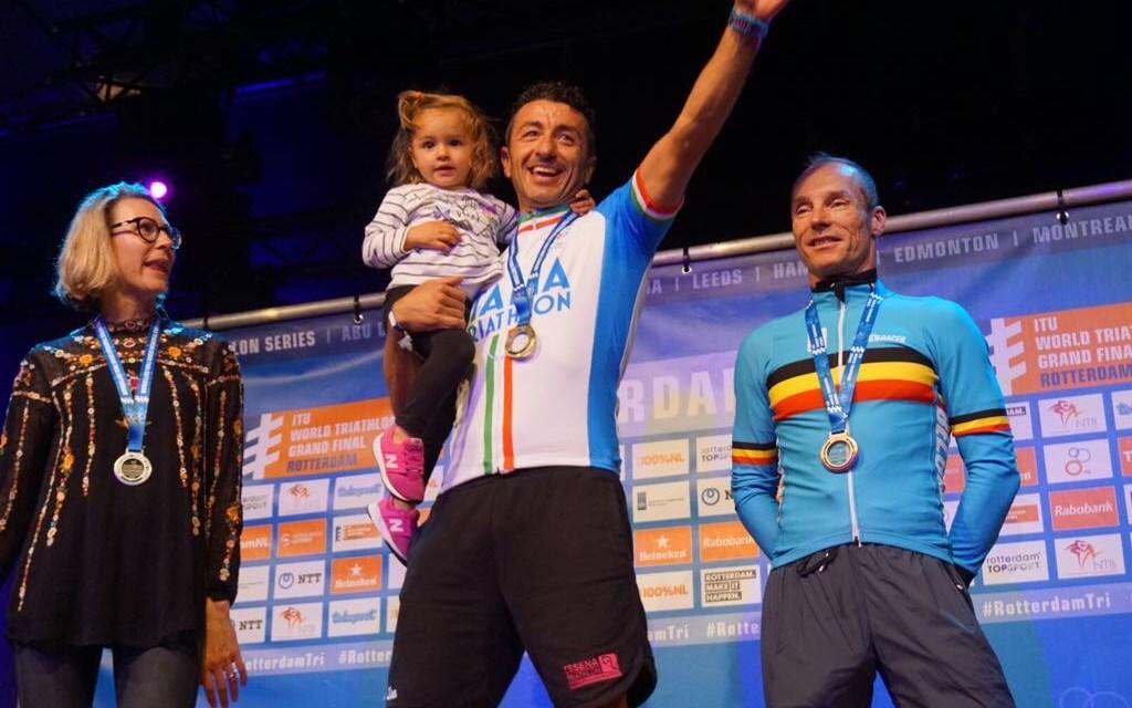 L'intervista ad Alfio Bulgarelli, il campione del mondo!