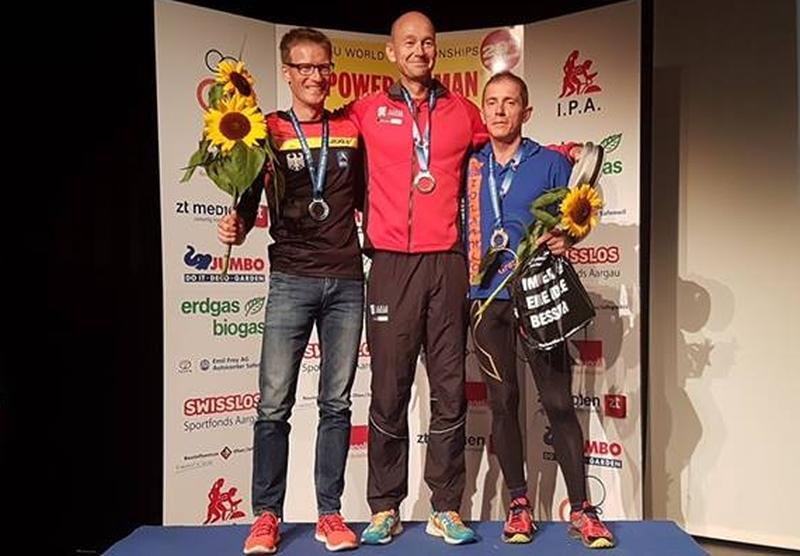 Tiziano Favaron bronzo mondiale al Powerman Zofingen!