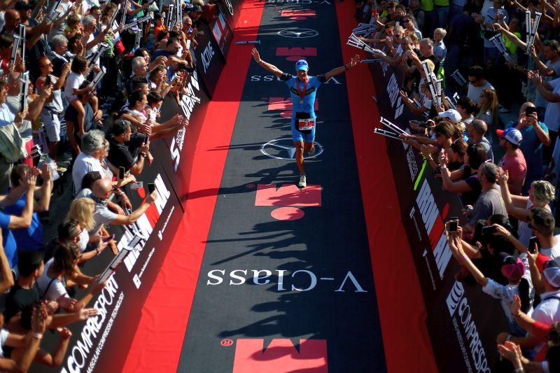 Ironman Italy Emilia Romagna: Gossage, Dreitz e… il popolo del triathlon