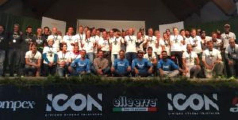 Tutti i finisher dell'ICON Livigno Xtreme Triathlon 2017