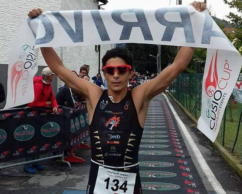 2017-09-10 Triathlon Sprint Pettenasco