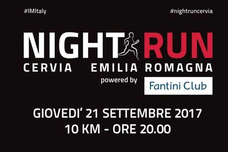 Night Run Cervia, la 10K del popolo della notte: ultime ore per iscriversi!