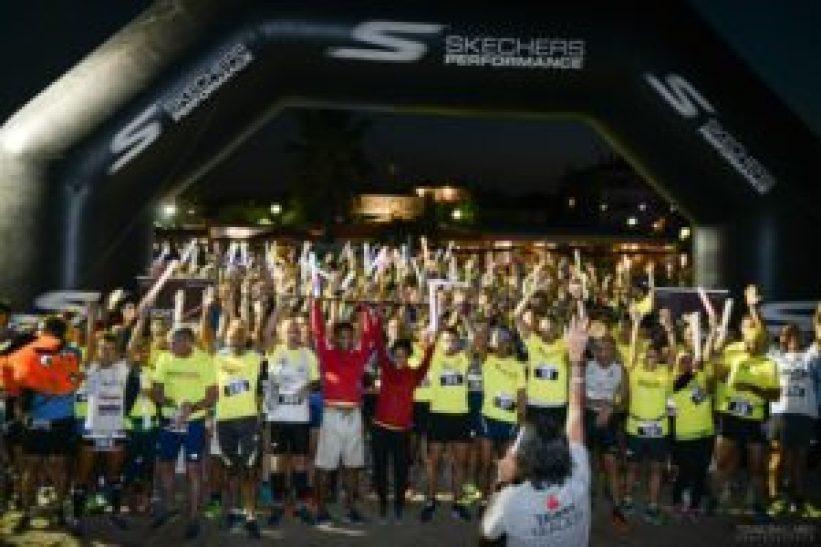 Colorata e luminosa: ecco la partenza della Night Run 2017, a Cervia (Foto ©Tiziano Ballabio Photographer)