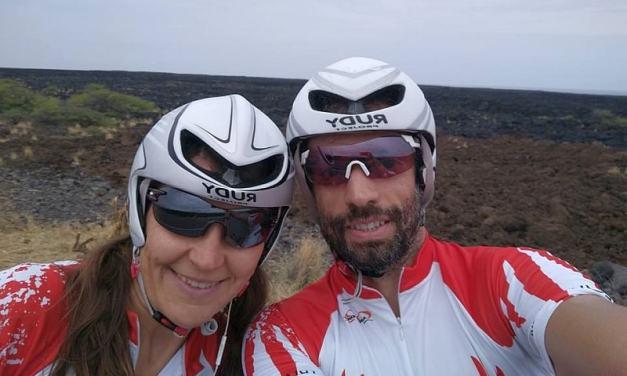 Road to Kona: Eli e Ale, tra moglie e marito…
