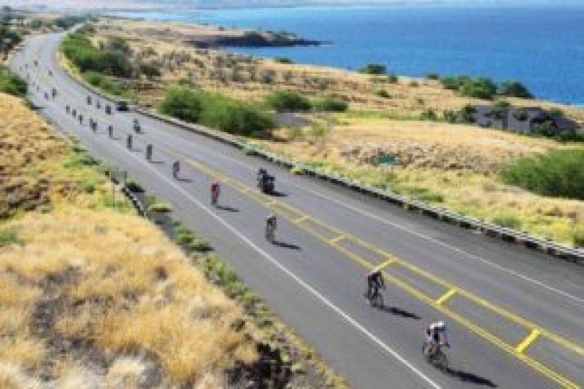 Una delle difficoltà più grandi del percorso di ciclismo dell'Ironman Hawaii è sicuramente il vento