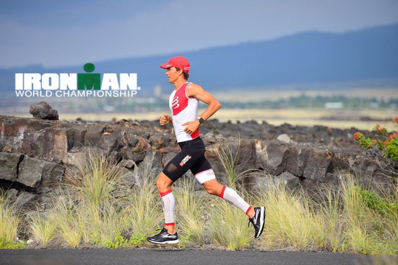Daniel Fontana e il suo quinto Ironman Hawaii