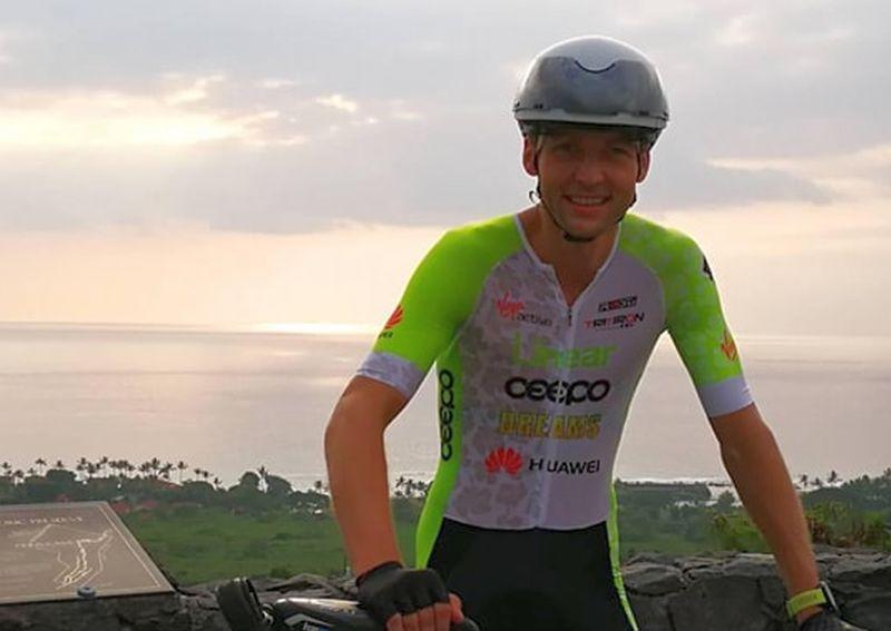 Road to Kona: David Colgan, il sogno che si realizza