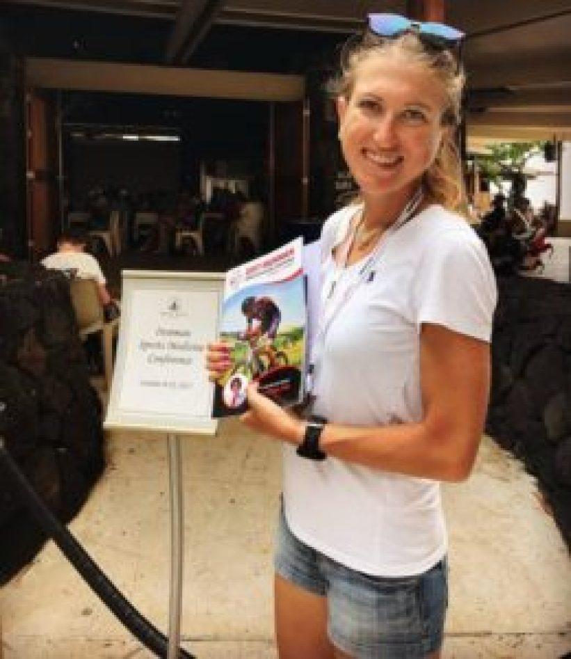 Sabato 14 ottobre 2017, Federica De Nicola correrà il suo 2° Ironman Hawaii