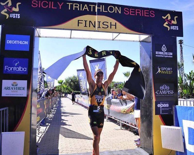 2017-10-08 Vulcano Triathlon Sprint