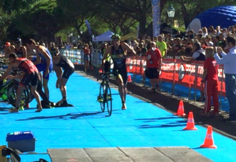 LIVE – Tricolori Elite triathlon olimpico, uomini: all'uscita dall'acqua