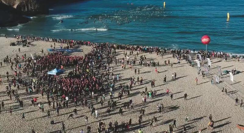 2017-10-01 Ironman 70.3 Rio de Janeiro