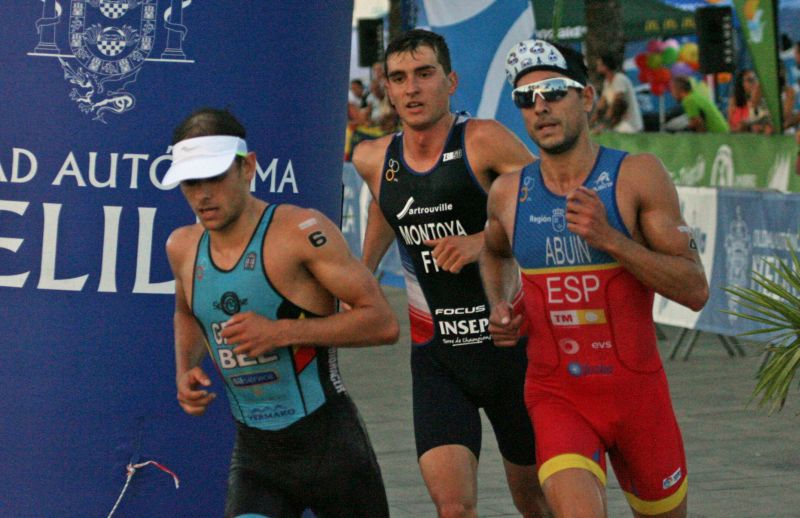2017-10-08 Melilla ETU Triathlon European Cup Final
