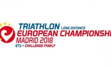Il Challenge Madrid è ETU Long Course Championship 2018