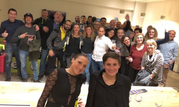 FCZ Triathlon Story 5 aprile 2018: Sara Dossena