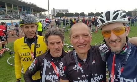Eravamo quattro amici… alla Parigi Roubaix!