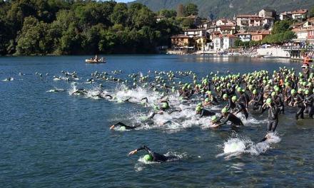 Il video del Triathlon Internazionale di Mergozzo 2018