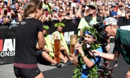 Ironman Hawaii World Championship 2018: Patrick Lange vince, stabilisce il nuovo record e chiede a Julia di sposarlo