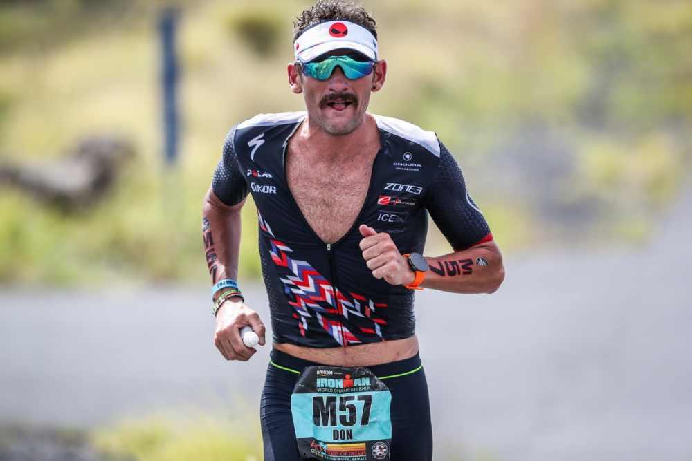 Il britannico Tim Don sarà al via del 6° Cannes International Triathlon, che si disputerà il 21 aprile 2019 (Foto ©Activ'images / Jacvan)